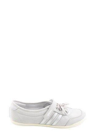 Adidas Instapsneakers lichtgrijs casual uitstraling
