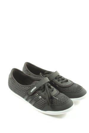 Adidas Schlüpfsneaker schwarz Casual-Look