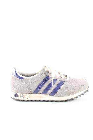 Adidas Schnürsneaker hellgrau-blau Casual-Look