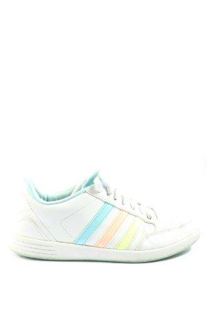 Adidas Basket à lacet multicolore style décontracté