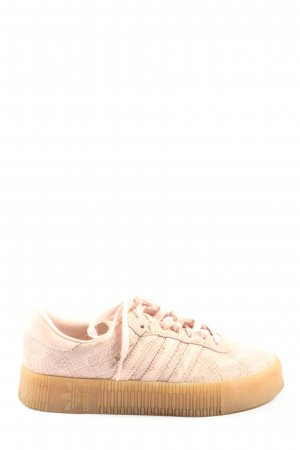 Adidas Schnürsneaker creme Allover-Druck Casual-Look