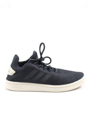 Adidas Schnürsneaker blau Casual-Look