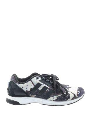 Adidas Schnürsneaker abstraktes Muster extravaganter Stil