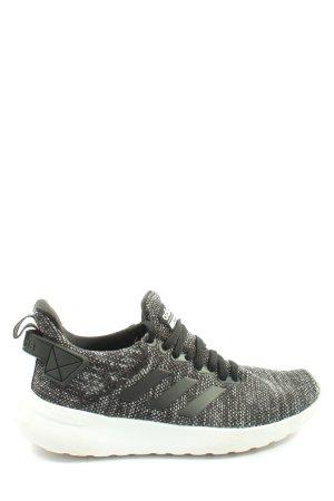 Adidas Schnürsneaker hellgrau-schwarz Casual-Look
