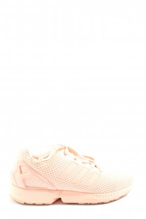 Adidas Lace-Up Sneaker pink casual look