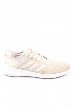 Adidas Schnürsneaker creme-wollweiß Webmuster Casual-Look
