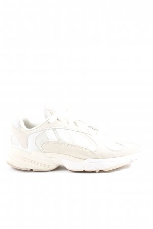 Adidas Lace-Up Sneaker natural white-white casual look