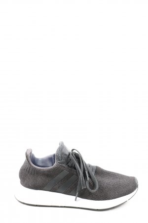 Adidas Sznurowane trampki jasnoszary W stylu casual