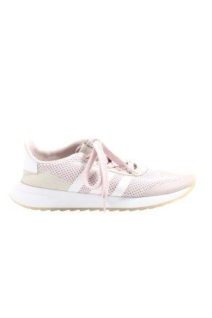 Adidas Schnürsneaker pink-creme sportlicher Stil