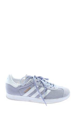 Adidas Schnürsneaker blau meliert Casual-Look