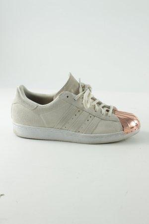 Adidas Schnürsneaker wollweiß-bronzefarben Casual-Look