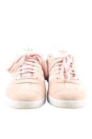 Adidas Schnürsneaker creme-weiß Casual-Look