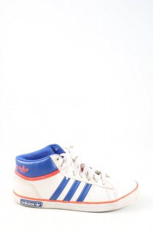 Adidas Schnürsneaker Schriftzug gedruckt Casual-Look