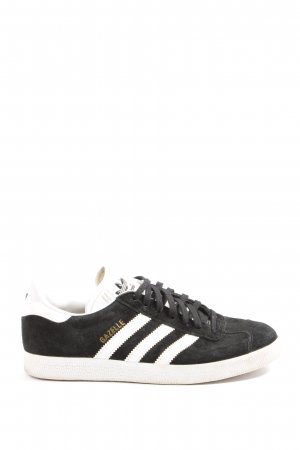 Adidas Lace-Up Sneaker black casual look