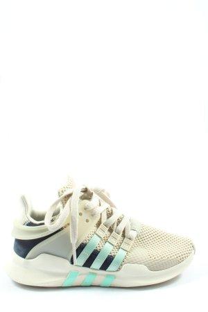 Adidas Schnürsneaker wollweiß-blau Casual-Look