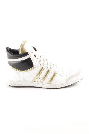 Adidas Schnürsneaker mehrfarbig sportlicher Stil