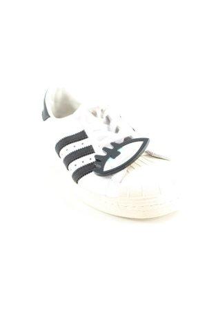 Adidas Schnürsneaker Streifenmuster Casual-Look