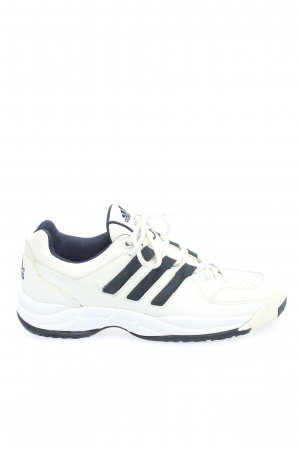 Adidas Lace-Up Sneaker white-black casual look