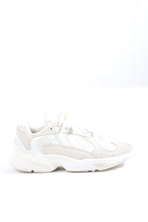 Adidas Schnürsneaker weiß-wollweiß Casual-Look