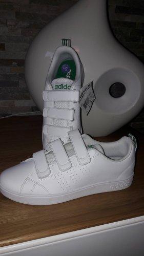 Adidas Klittenband Sportschoenen wit