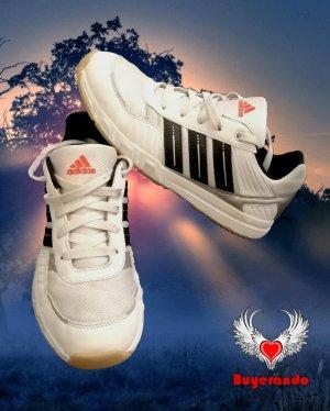 Adidas Sneaker alta bianco-nero