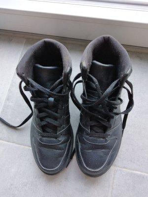Adidas High top sneaker zwart