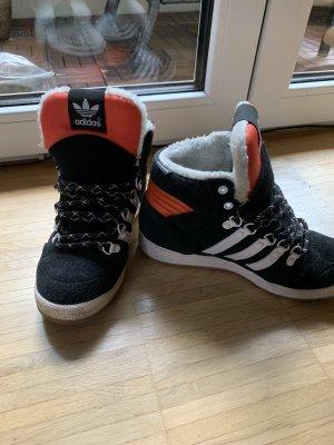 Adidas Skater Shoes black