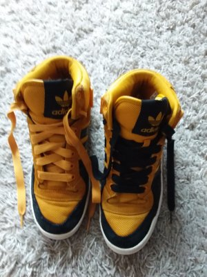 Adidas Schuhe gelb 43