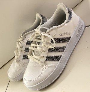 Adidas Sneakers met veters grijs-wit