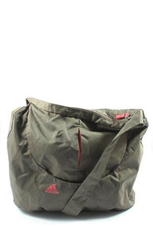 Adidas Shoulder Bag khaki casual look
