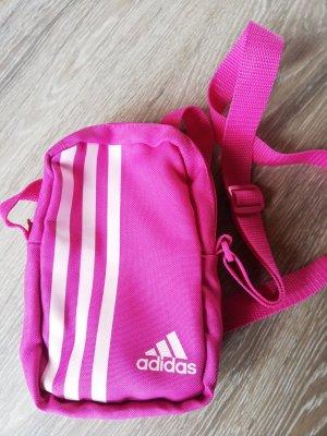 adidas Schultertasche pink