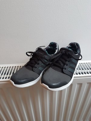 Adidas schwarz türkis Gr. 36 2/3