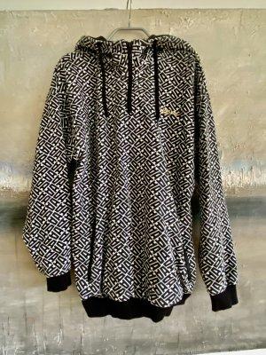 Adidas schwarz weiß Pullover