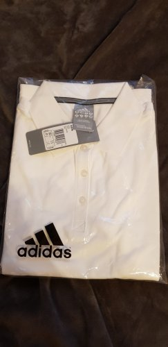 Adidas Originals Camisa deportiva blanco-negro