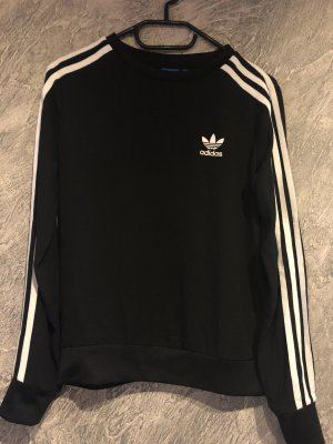 Adidas Originals Sweatshirt zwart-wit