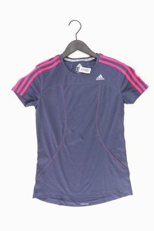 Adidas Shirt blau Größe S