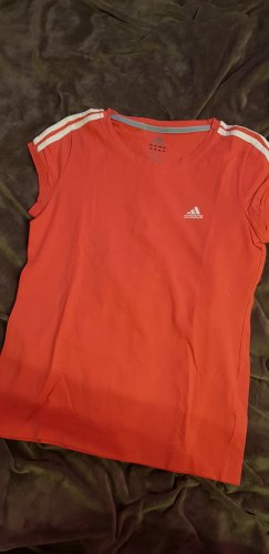 Adidas Originals Camisa deportiva rojo ladrillo