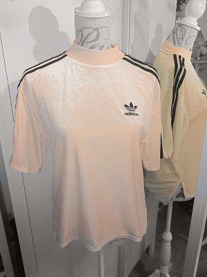 Adidas Originals Lang shirt zwart-room
