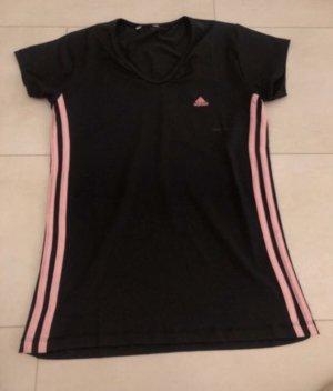 Adidas Shirt grau rosa