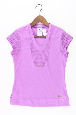 Adidas Shirt lila Größe 36