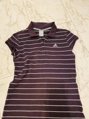 Adidas T-shirt braambesrood