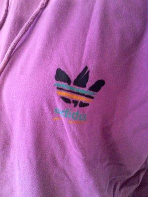 Adidas-Shirt mit Kapuze,Gr.36/38,lila