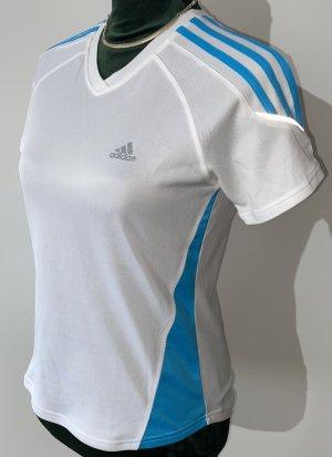 ADIDAS - Shirt - Sportshirt - Funktionsshirt - f e d e r l e i c h t