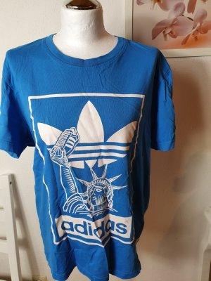 Adidas Shirt XL Blau