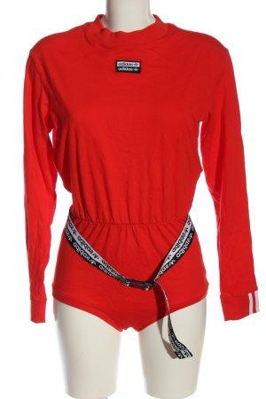 Adidas Shirtbody rot Casual-Look