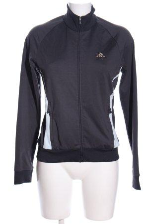 Adidas Kurtka o kroju koszulki jasnoszary W stylu casual