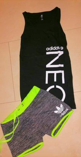 Adidas Trackies black-slate-gray