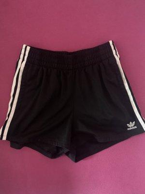Adidas Shorts black-white