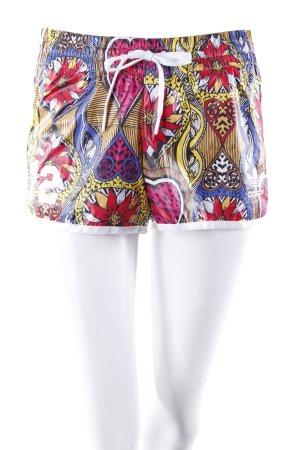 Adidas Shorts bunt gemustert