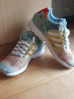 Adidas Basket velcro multicolore
